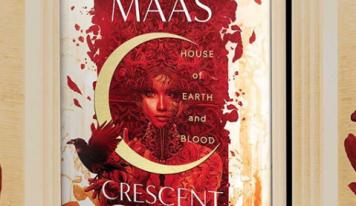Mira la portada de Crescent City, lo nuevo de Sarah J. Maas