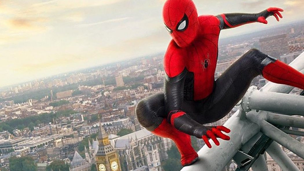 Mira el tráiler de Spiderman: Lejos de casa