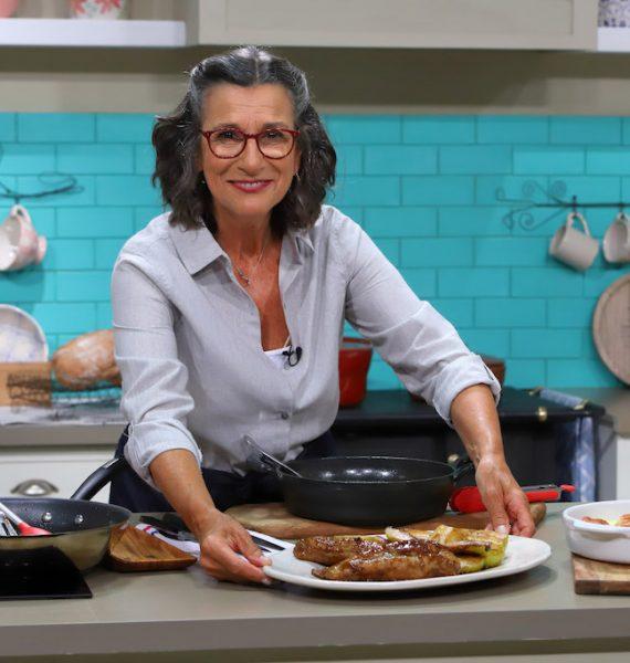 """""""Recetas de familia"""": El recetario de Marcela Lovegrove crece"""