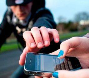 ¿Miedo a que te roben el celular?, algunos tips para evitarlo