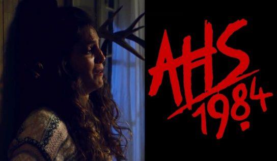 Mira el tráiler de American Horror Story: 1984