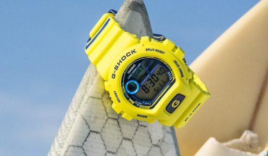 Llega nueva línea de relojes de G-SHOCK para deportes extremos
