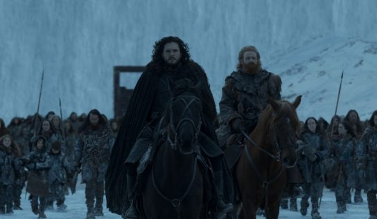 Game of Thrones: ¿A dónde se dirigía Jon Snow en la escena final?