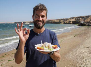 """""""Maestros del Ceviche"""" con Luciano Mazzetti llegó a El Gourmet"""