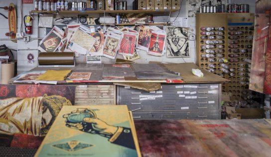 """""""Obey Giant"""", el documental que revela la ambición detrás del arte"""
