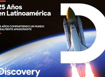 "Discovery celebra 25 años ""Realmente Apasionantes"" en Latinoamérica"