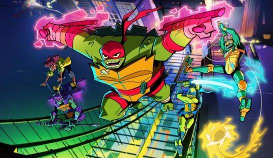 La nueva generación de Tortugas Ninja llega al Perú