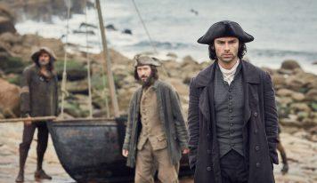"""El drama de época """"Poldark"""" vuelve a Film & Arts"""