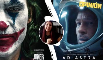 Joker y Ad Astra: Realmente me sorprendieron