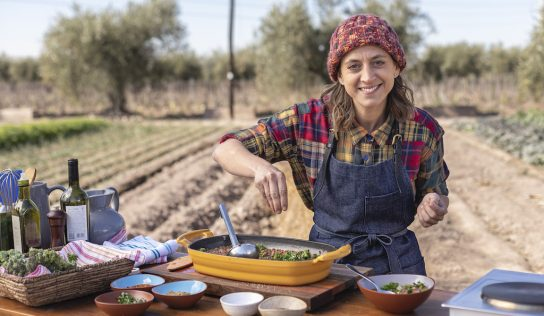 Soledad Nardelli vuelve a El Gourmet con una nueva serie