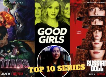 Mis Top 10 series de Netflix