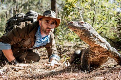 Animal Planet trae las aventuras más salvajes de Coyote Peterson