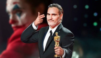Joaquín Phoenix ganó el Óscar a Mejor Actor Principal