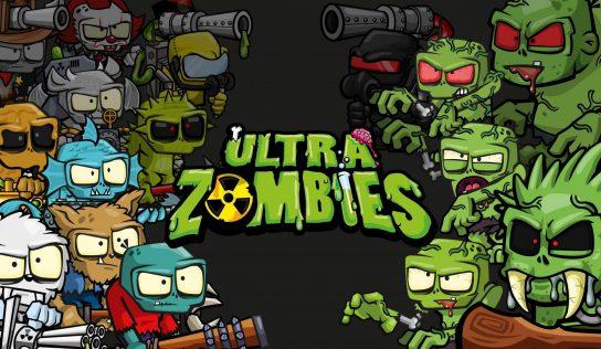 Ultra Zombies llega con la colección Back To School