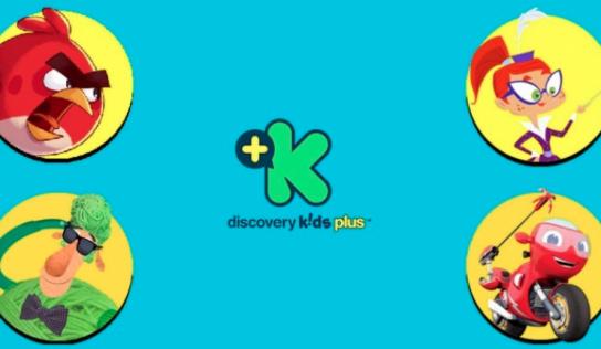 Discovery Kids Plus abre su contenido para acompañar a los chicos