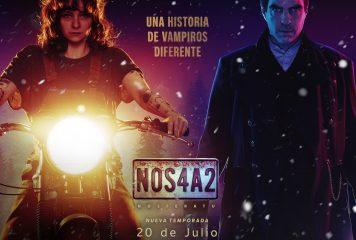 """""""NOS4A2"""" estrena 2da temporada por AMC"""