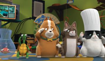 "Discovery Kids presenta ""Junio curiosoooh"""