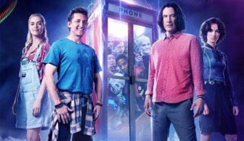 'Bill y Ted 3': Mira su nuevo adelanto