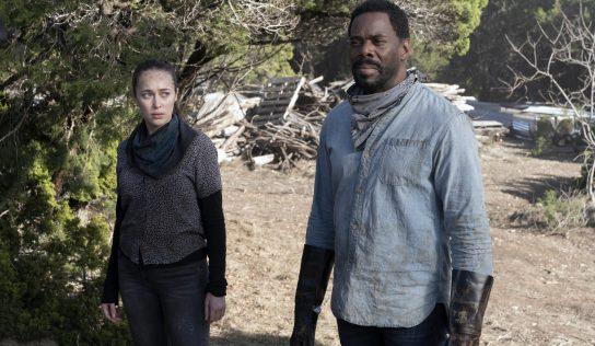 Fear The Walking Dead 6: llegaron los zombies