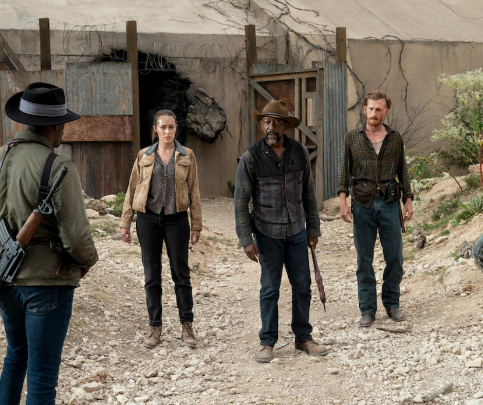 Fear The Walking Dead temporada 6. Foto: AMC.