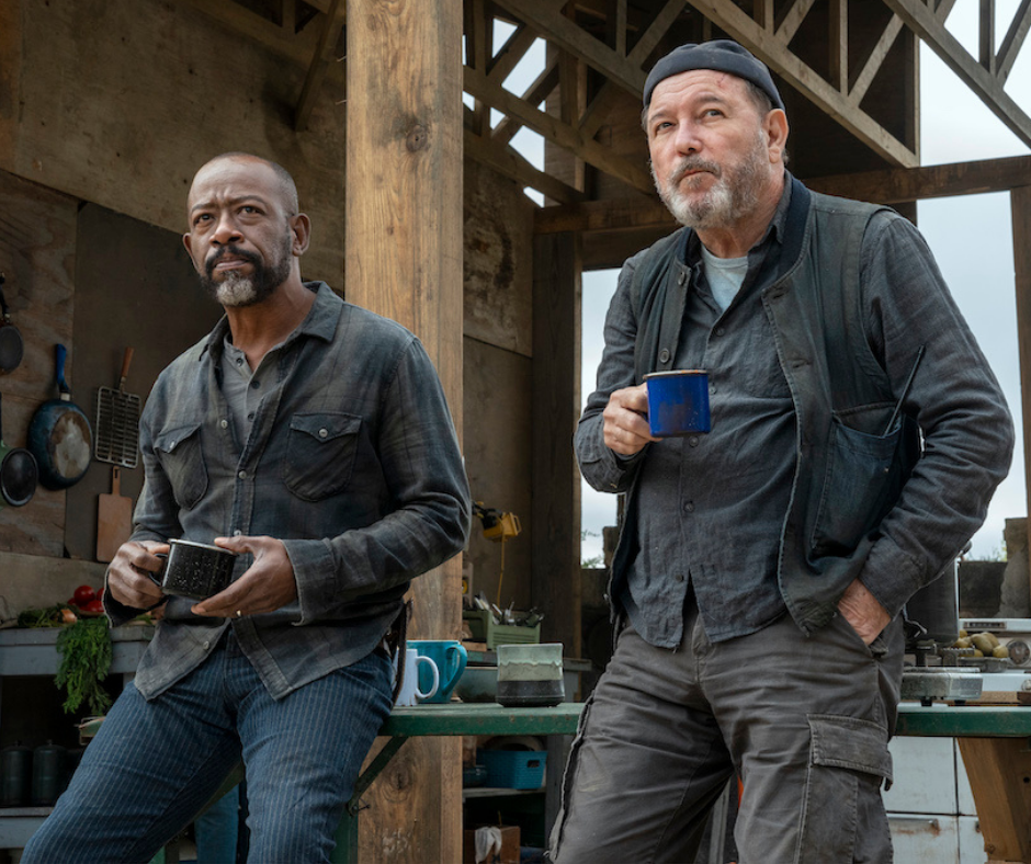 Fear The Walking Dead temporada 6.
