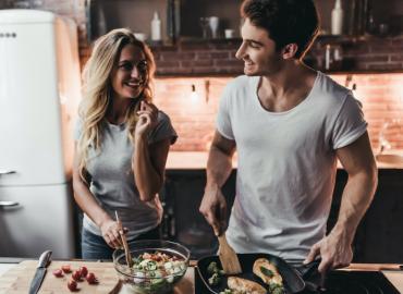 Cocinar en casa: comportamientos en la nueva normalidad