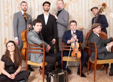 Astor Piazzolla y Eduardo Rovira se unen en concierto