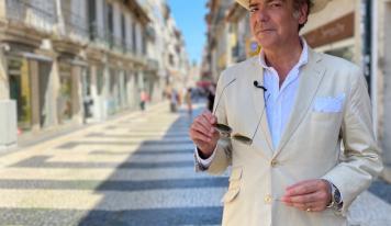 Recorre la ruta del glamour con Esteban Mercer