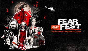 Mira la nueva edición Fear Fest en el mes del terror